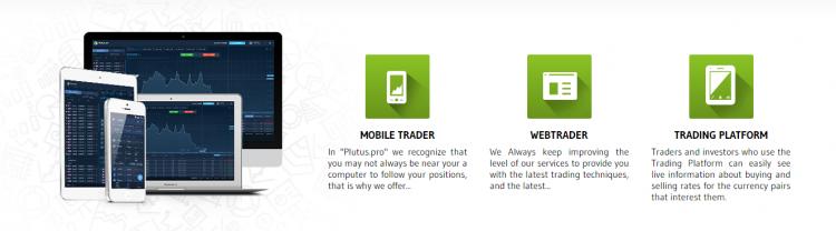 Plutus Global review trading platforms